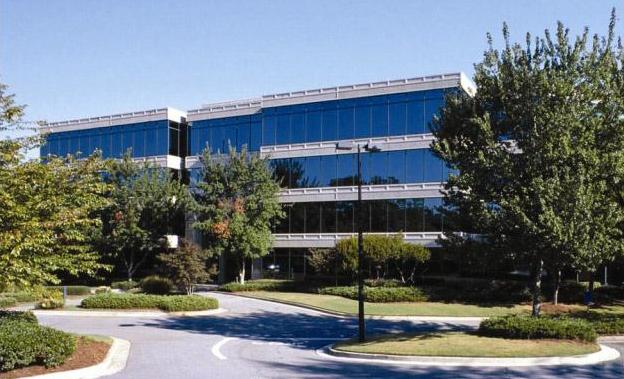 Holcomb Place Office Building - Atlanta, Georgia