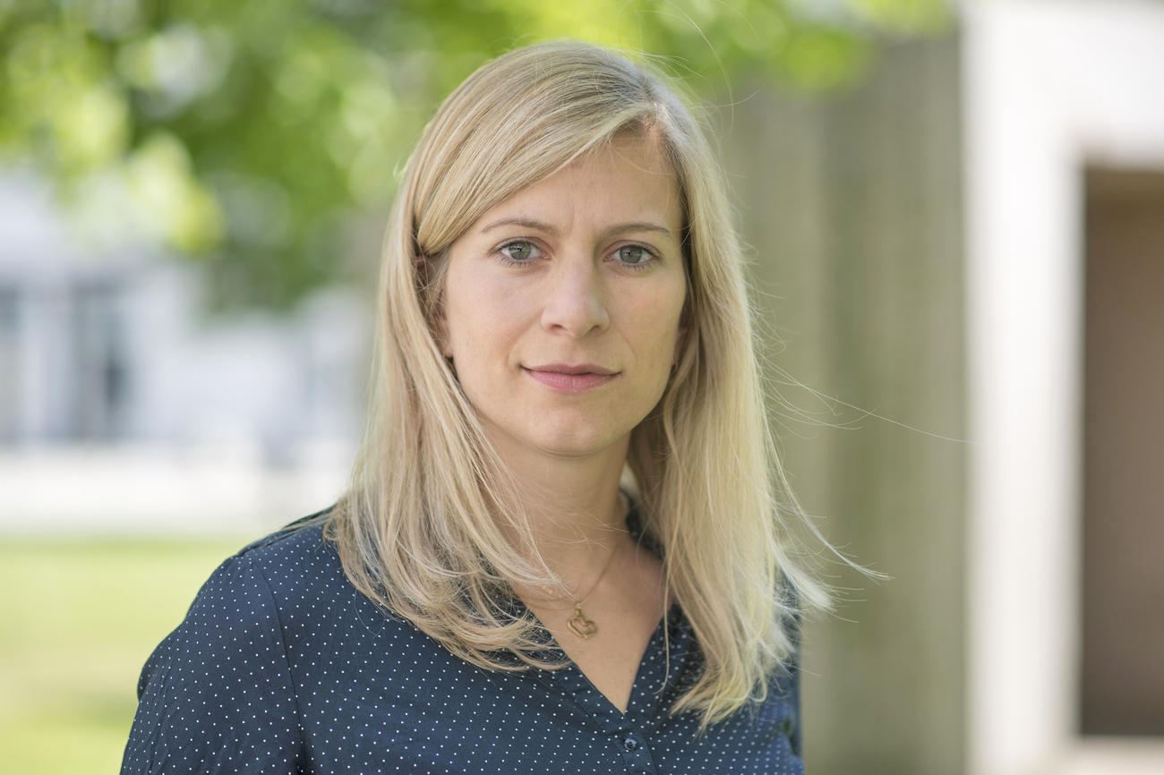 Professor Andrea Volkamer, Charité (Berlin) works at the frontier of structure-guided machine learning for drug discovery and kinase inhibition.