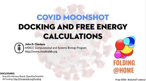 COVID Moonshot