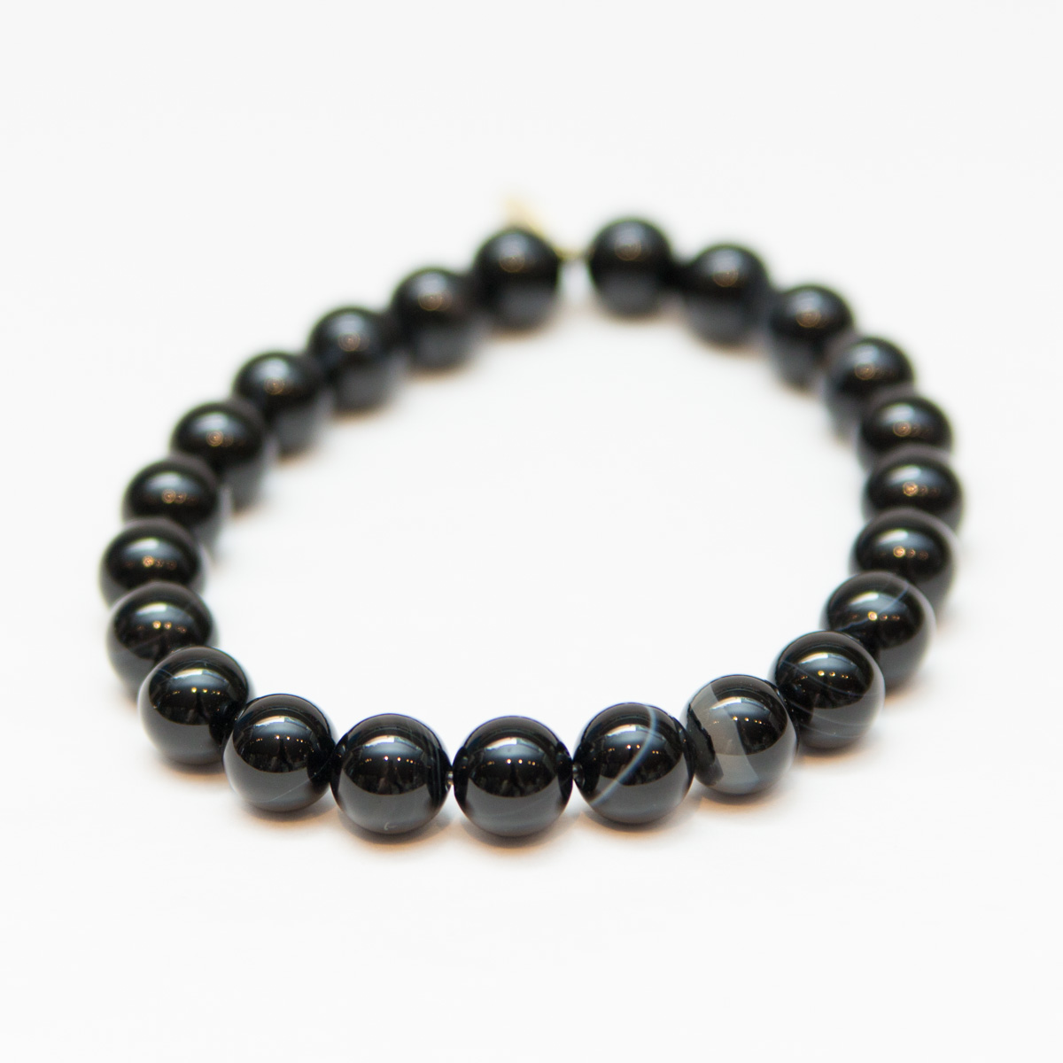 Confusion Eliminating + Nightmare Prevention Onyx Bracelet
