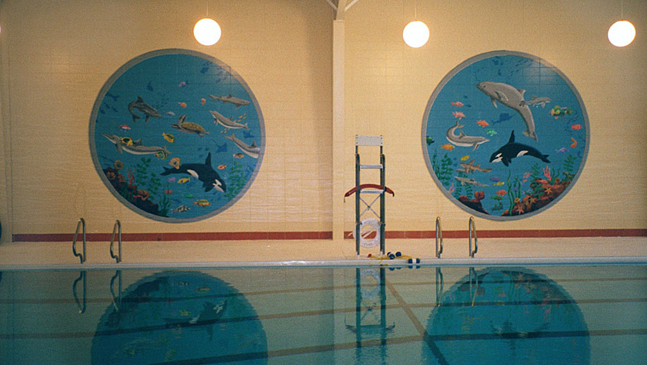 Park District In-Door Pool