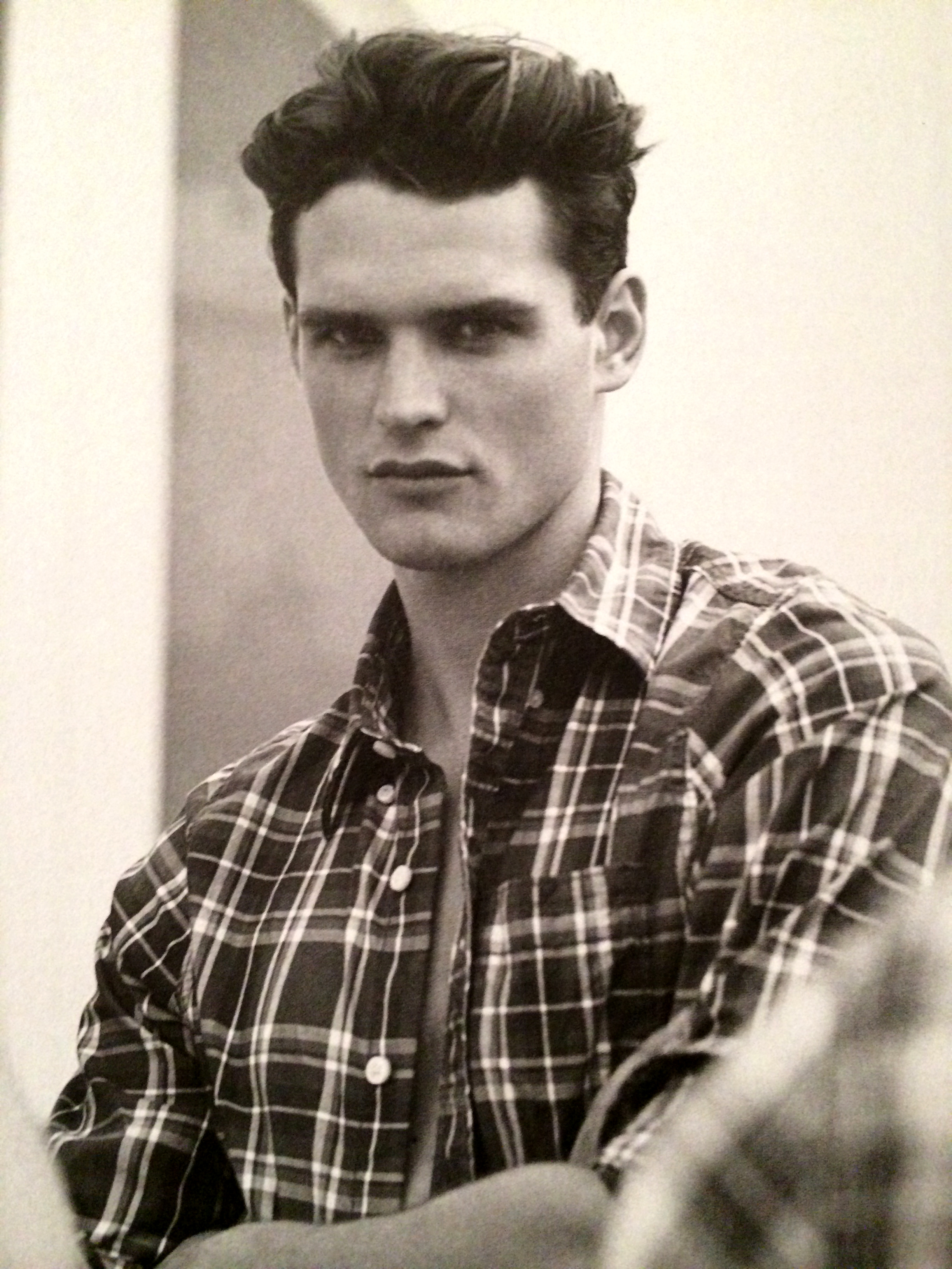Abercrombie & Fitch  by BRUCE WEBER  Casting by May Charters