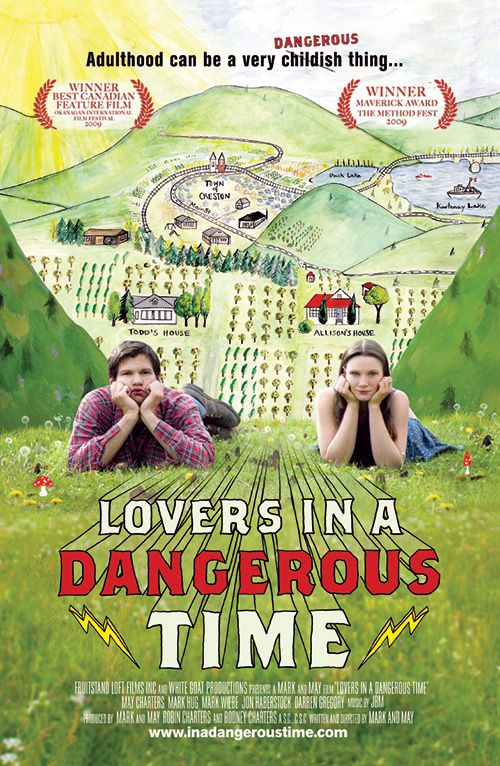 Lovers in a Dangerous Time  Director: May Charters. mark hug