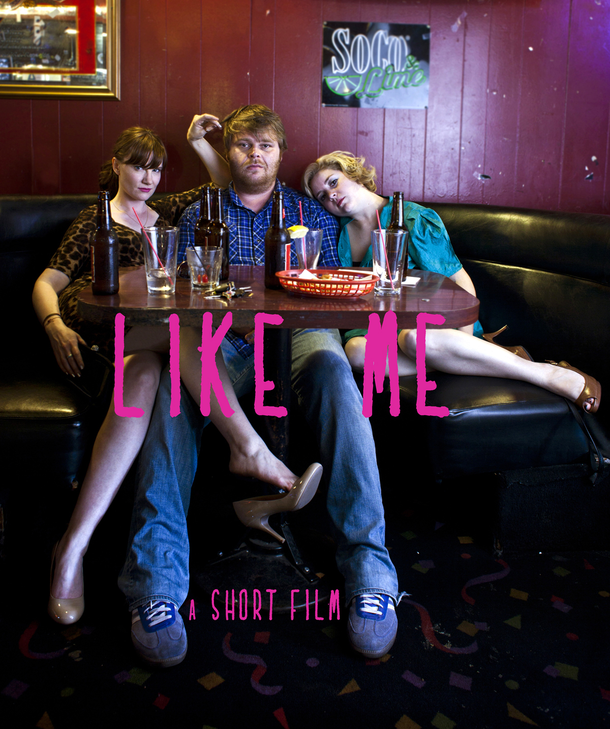 Short Film Like Me  Written, Directed by May Charters, Lindsay Stidham
