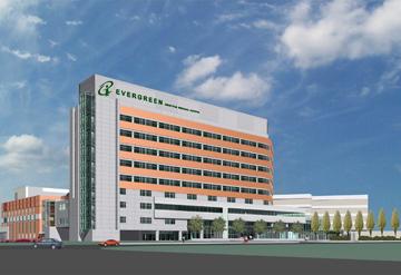 Evergreen Healthcare Patient Tower