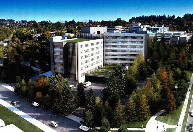 Seattle Children's Hospital Building Hope, Phase 1