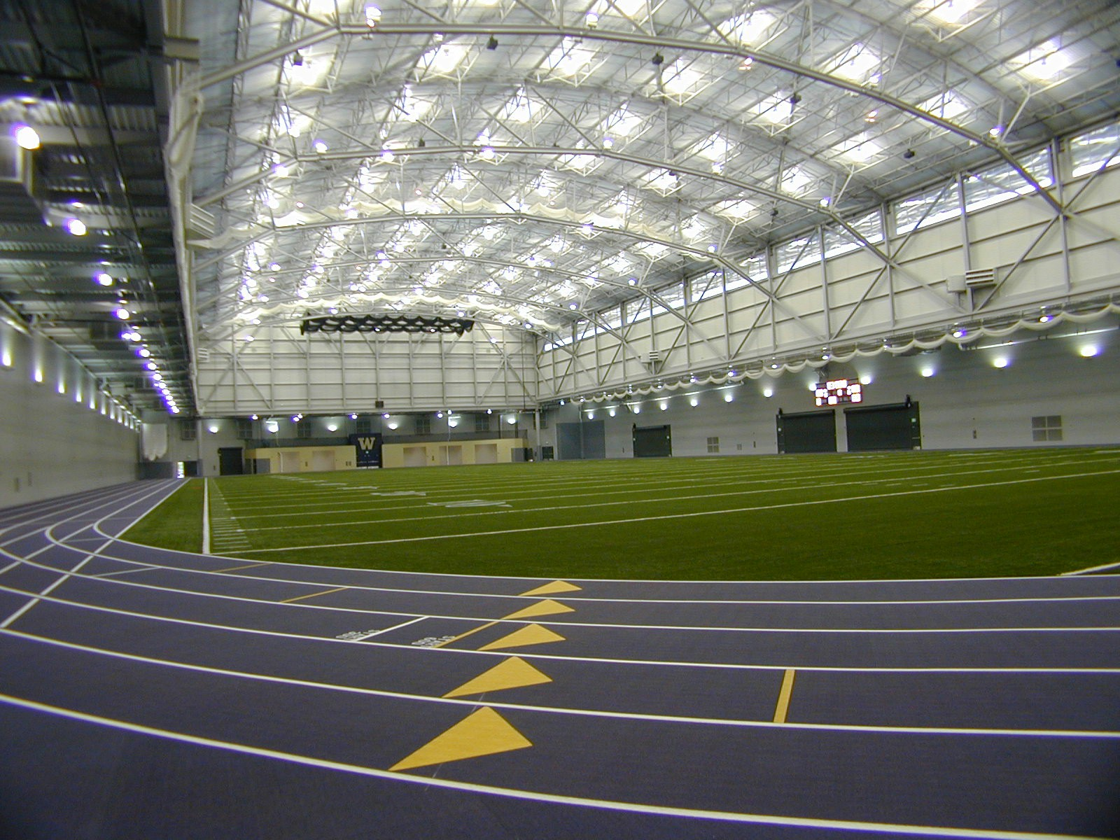 UW Demsey Indoor Practice Field
