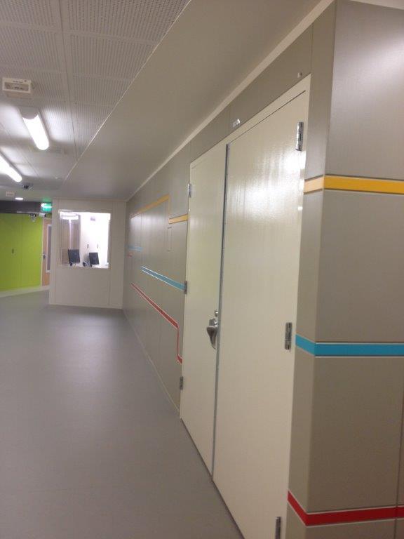 Seattle Children's Hospital Pediatric Behavioral Medical Unit