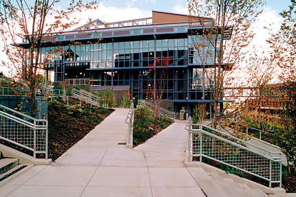 UW Tacoma - Clean Water Innovation Laboratory