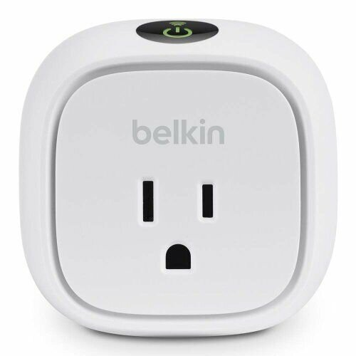 WEMO - INSIGHT WIFI SMART PLUG - WHITE