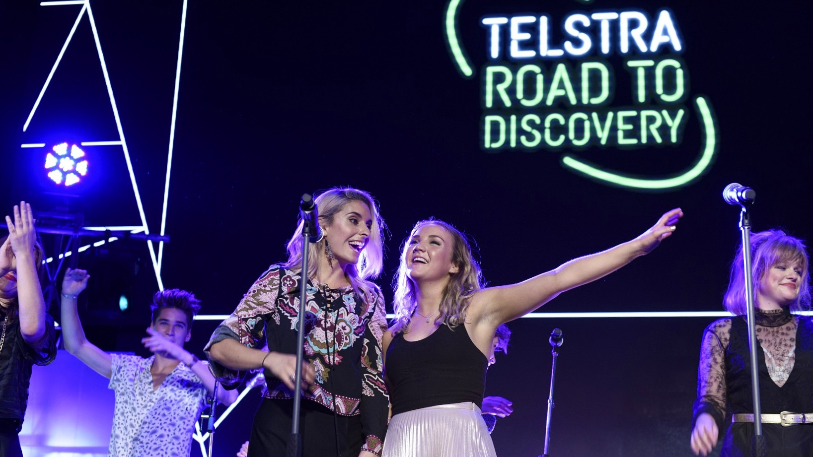 Telstra road to discovery - Grand Final 2015