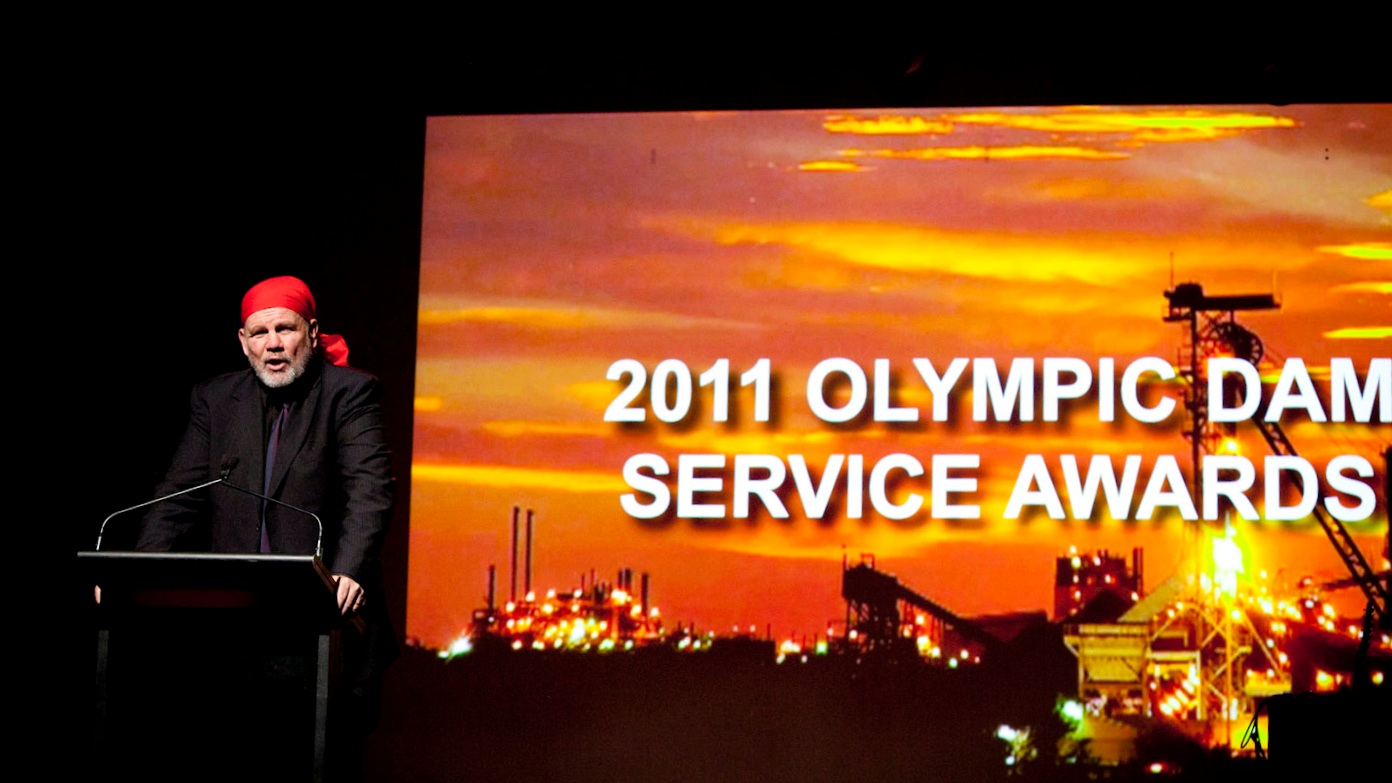 BHP Service Awards
