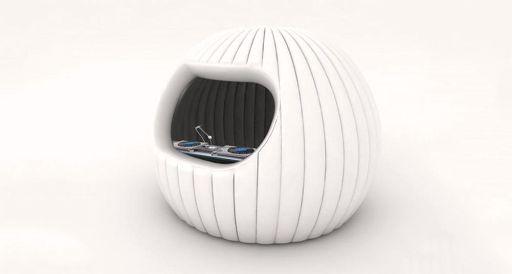 MR DJ - Internal Floor Area : 2sqm (open)Capacity (standing) : 2 paxCOSTSDay rate : $500.00