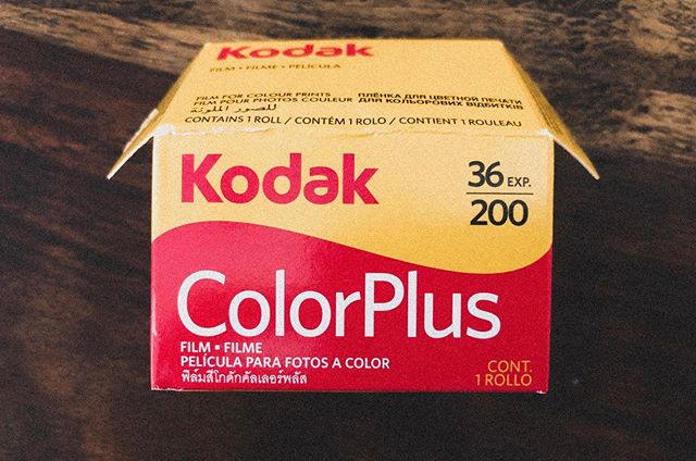 Solid weekend, partially documented on some ColorPlus 🎞 _ #kodak #cannonae1 #film