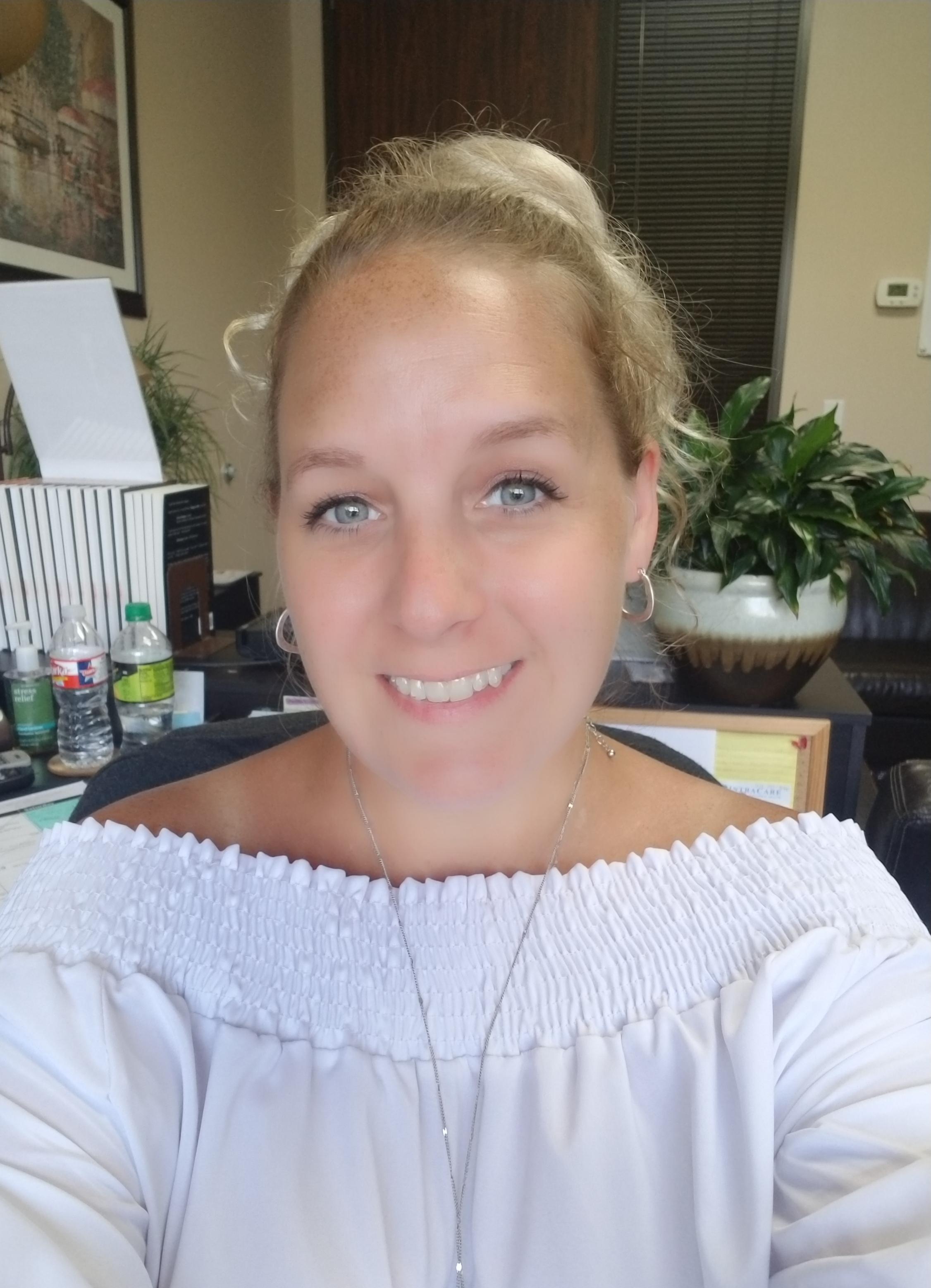 Valerie Lovely, Office Manager