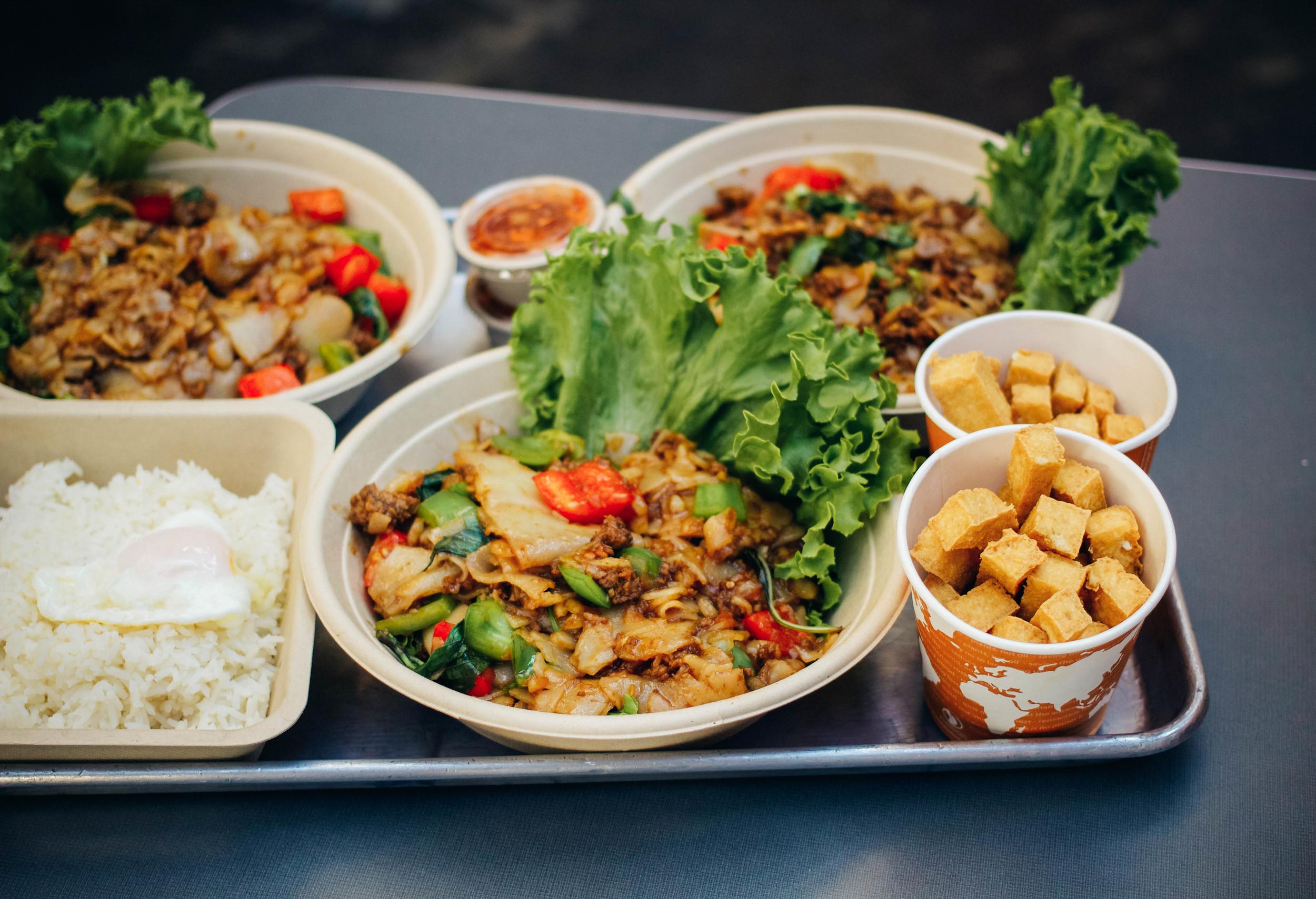 CrushCraft Thai Street Eats