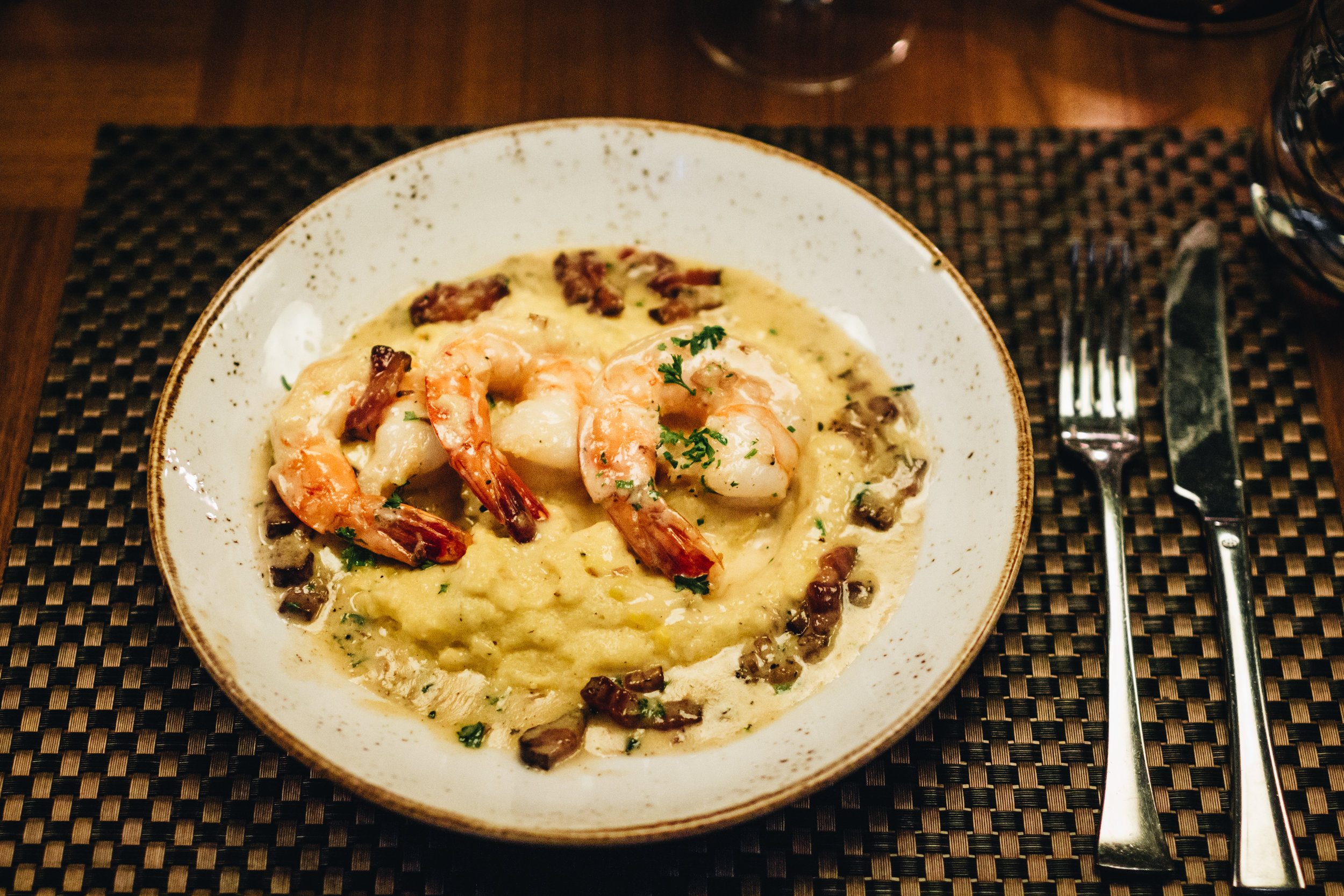 LAW Restaurant at Four Seasons Dallas