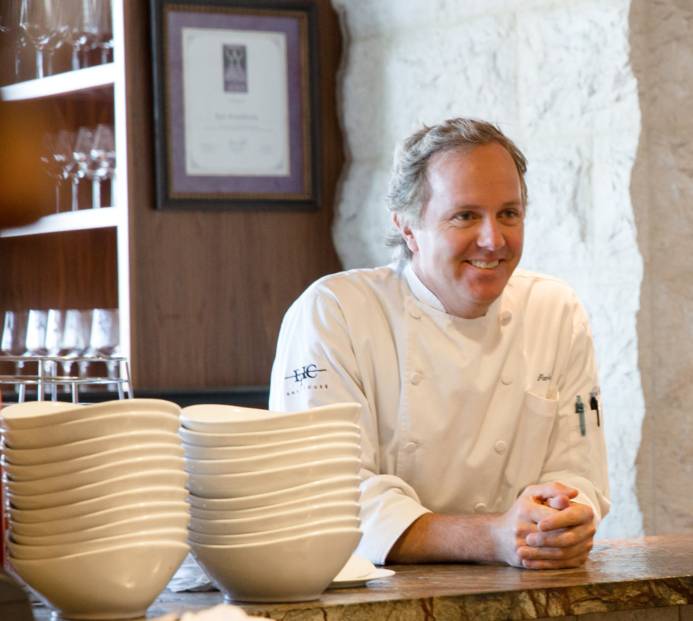 Parke Ulrich - Executive Chef