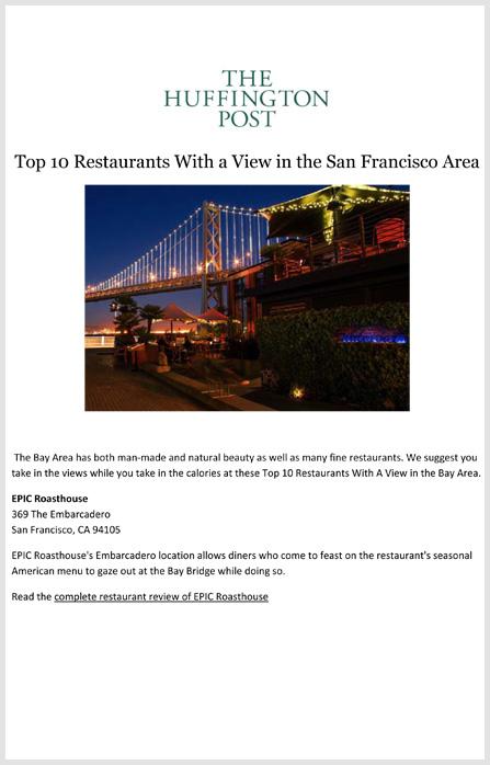Huffington Post -  September 11, 2013