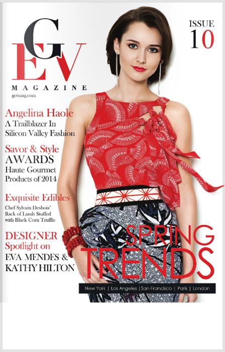Gev Magazine -   Issue #10 2014