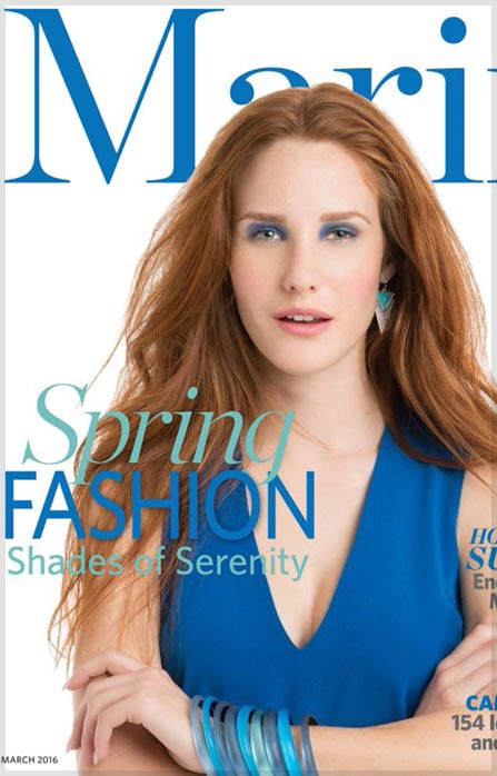 Marin Magazine  - March 2016
