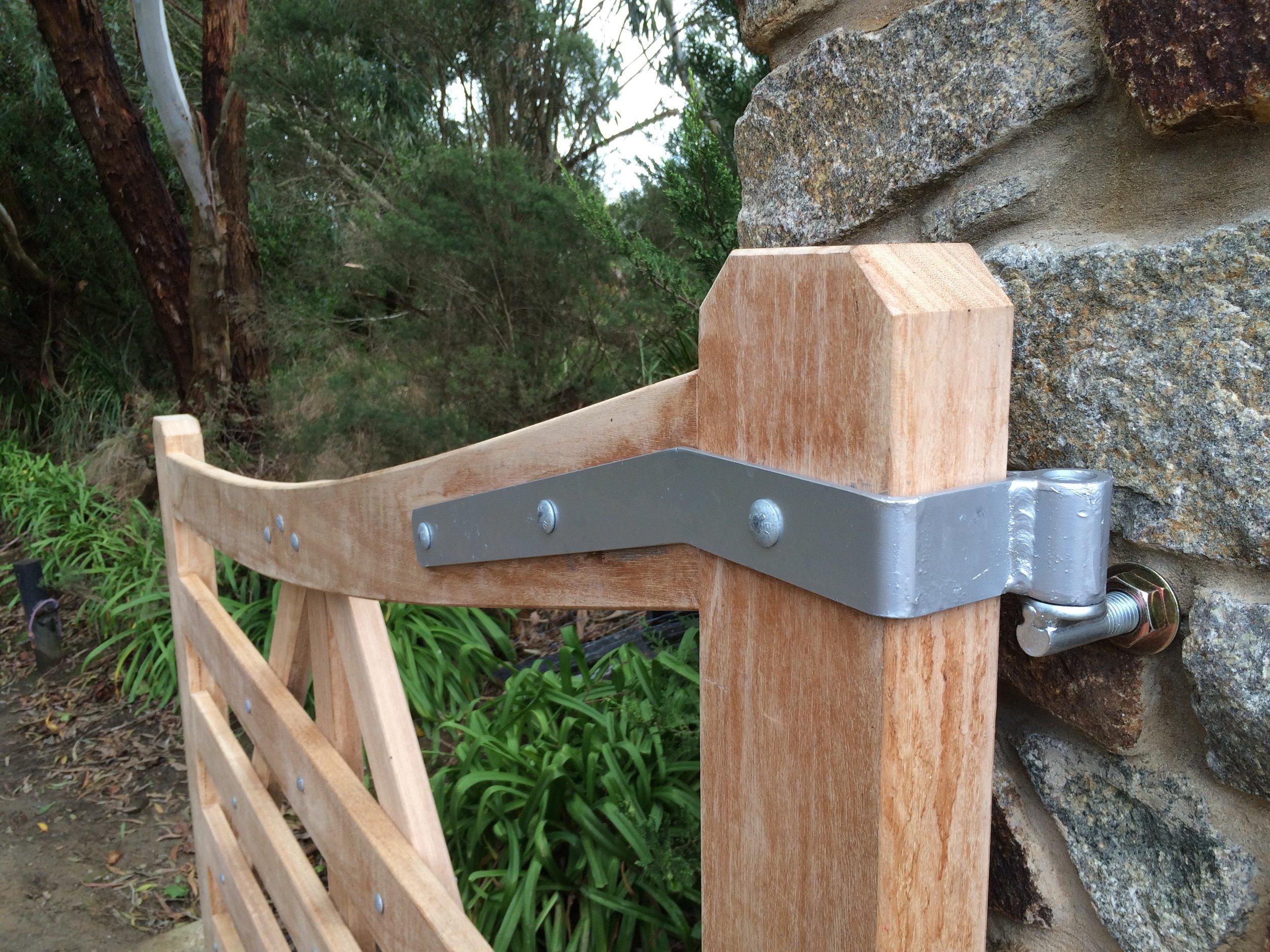 Automatic Timber Gates Gate Motors Gate Openers Diy