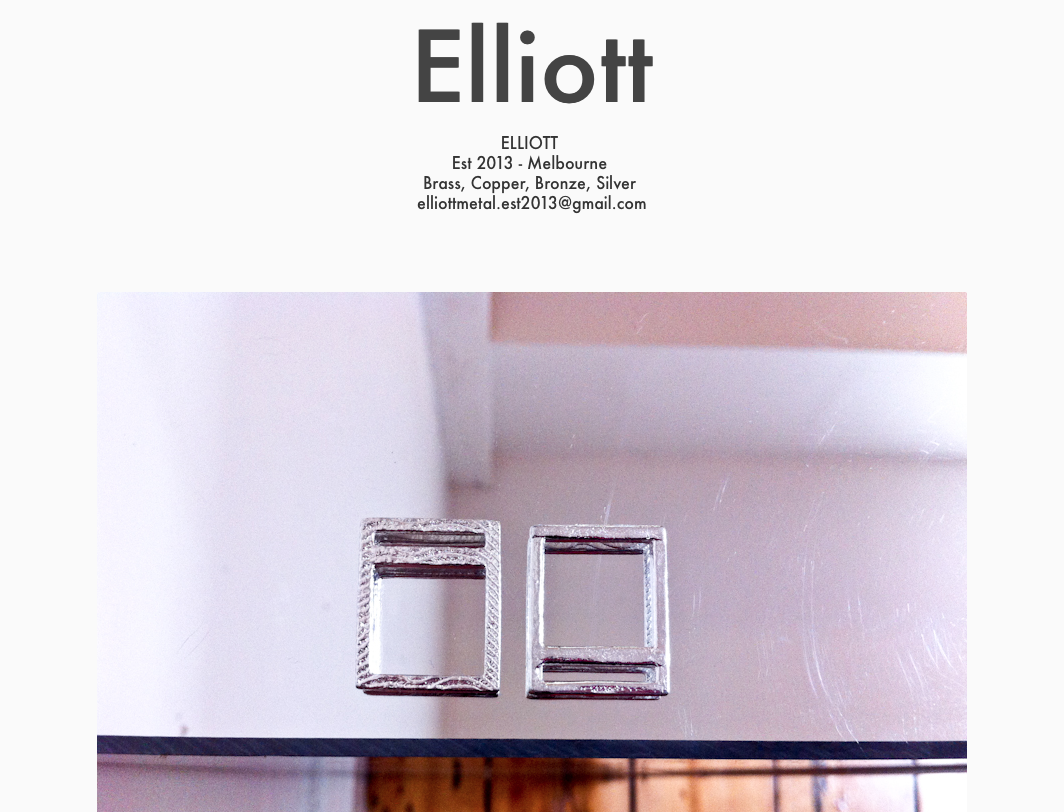 Click to be transported to Elliott..