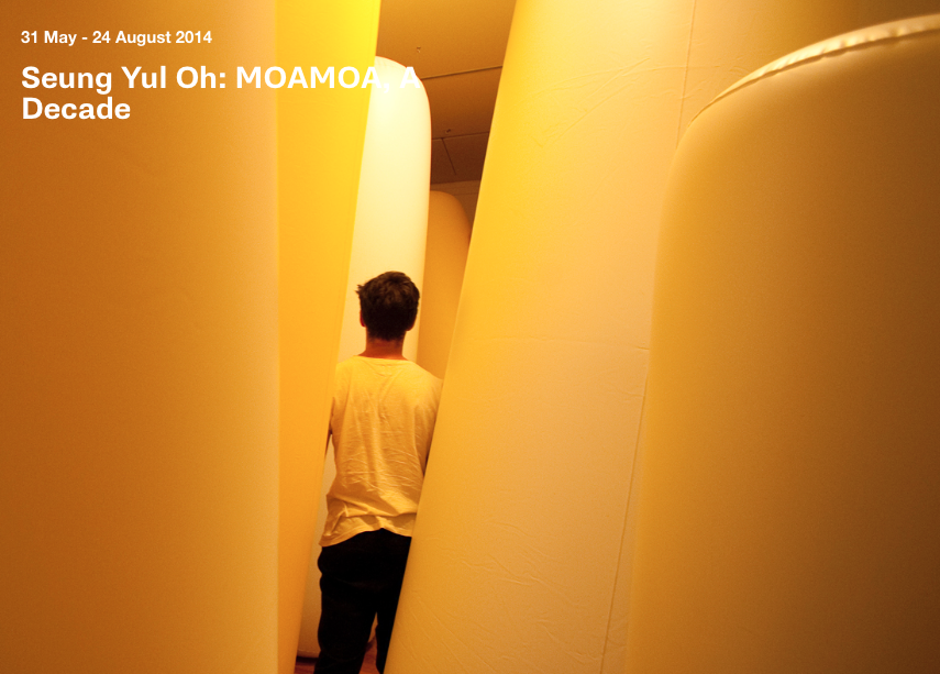 Wellington City Gallery-Seung Yul Oh: MOAMOA, A Decade  One COOL artist and one seriously COOOOOL exhibition!