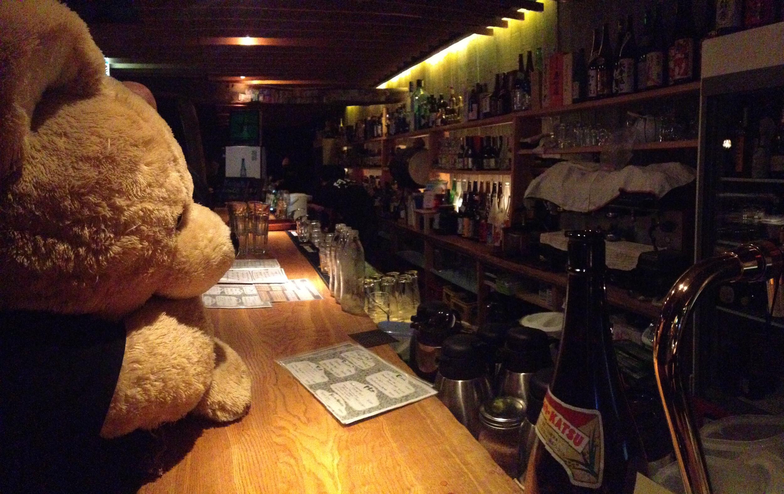 Boozey Bear