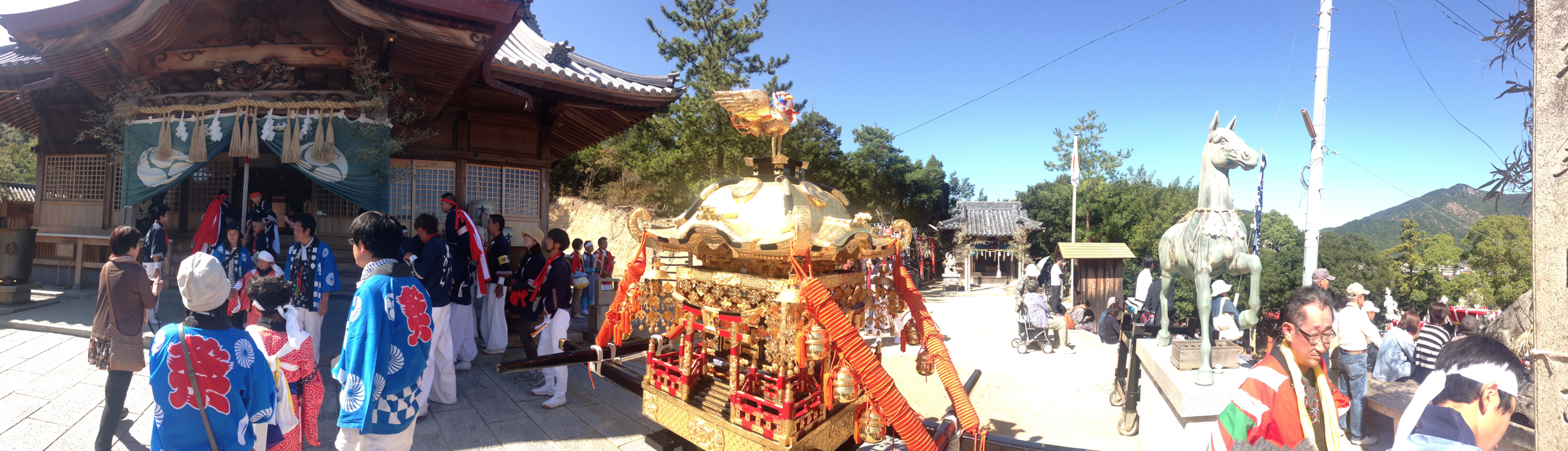 Tonosho Hashimangu Shrine