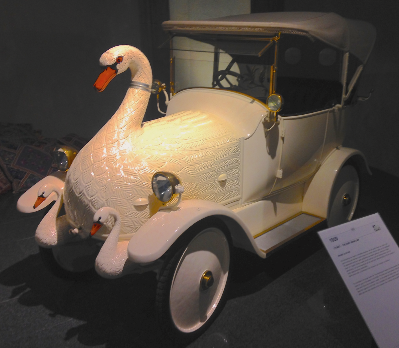Cygnet The Baby Swan Car 1920