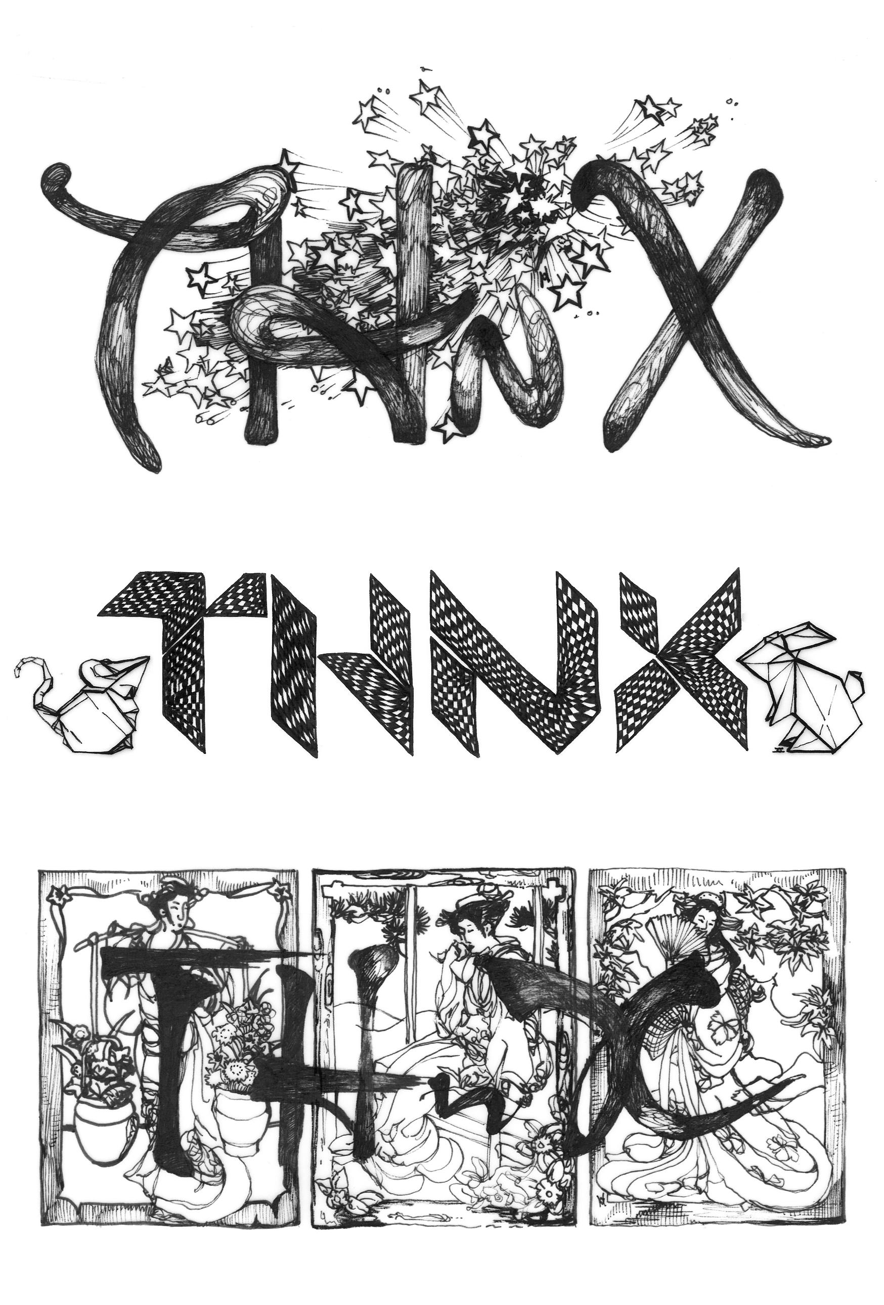 'Thanx'
