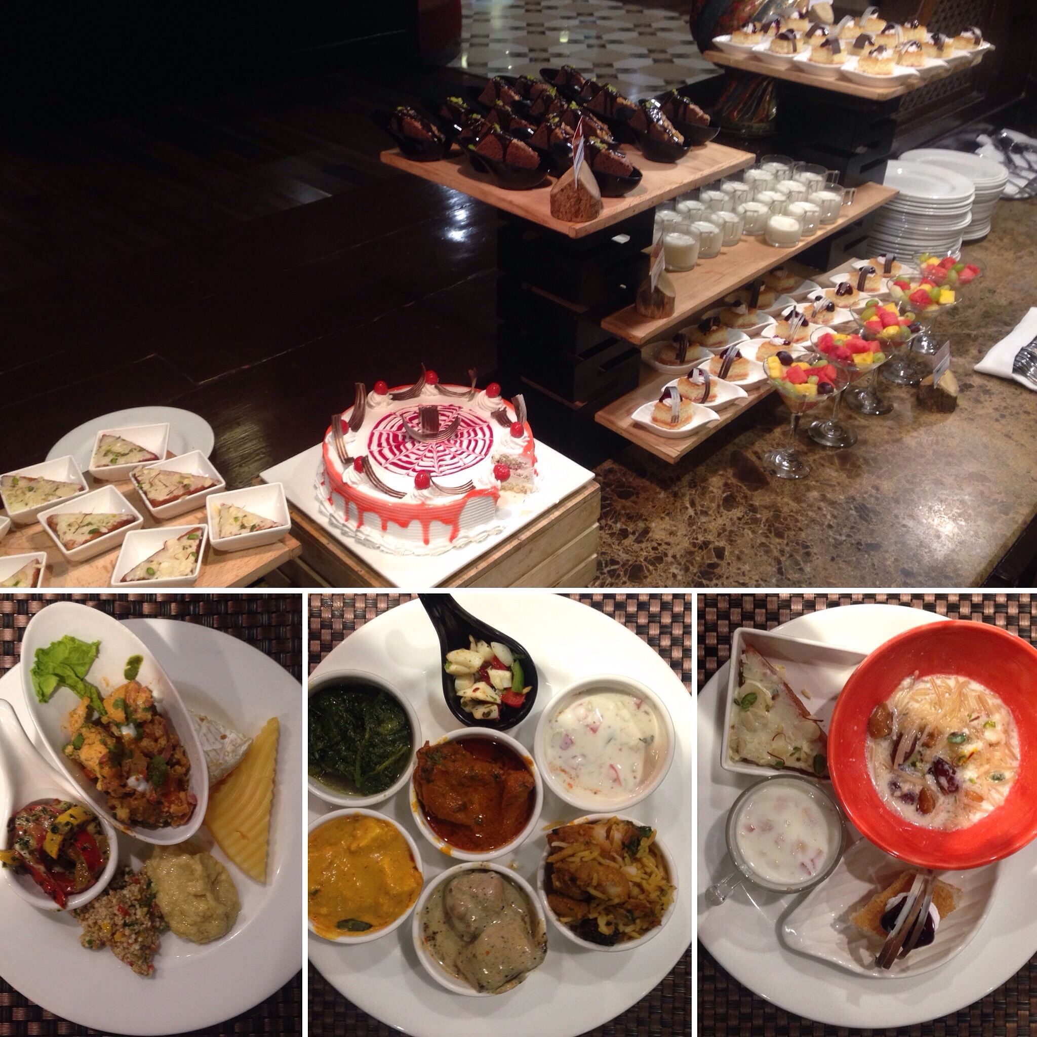 The Khyber Himalayan Resort & Spa Buffet