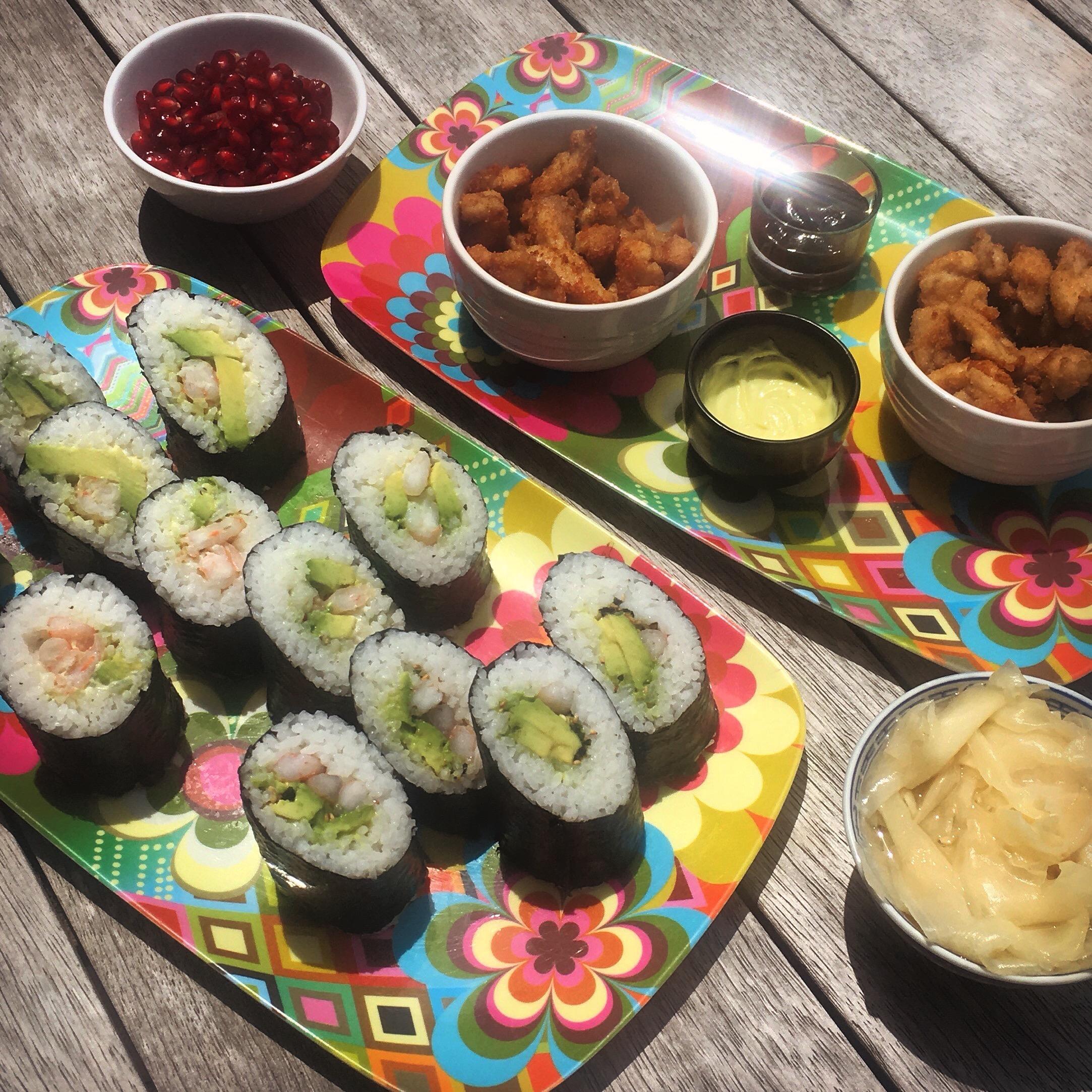 Sushi & Karage
