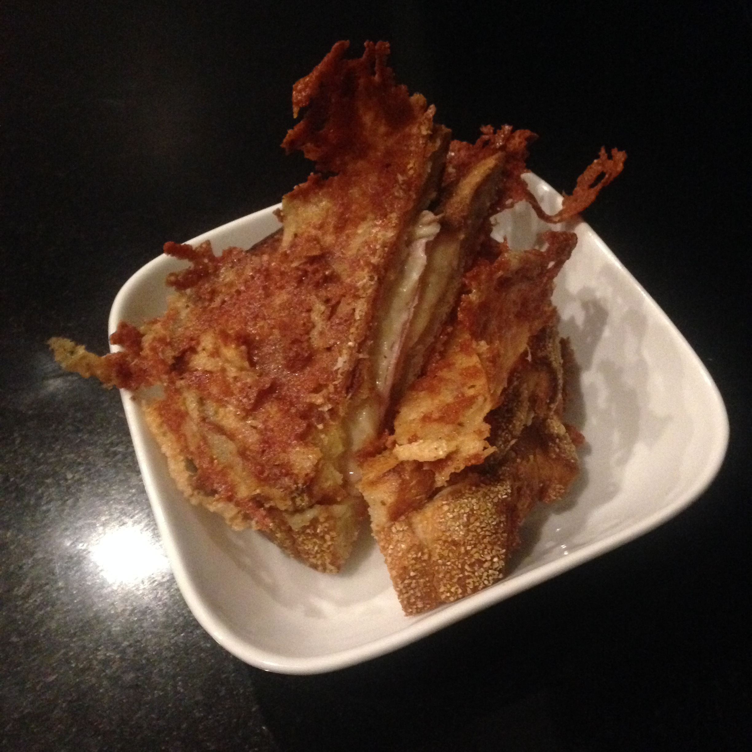 King Crown Grilled Cheese