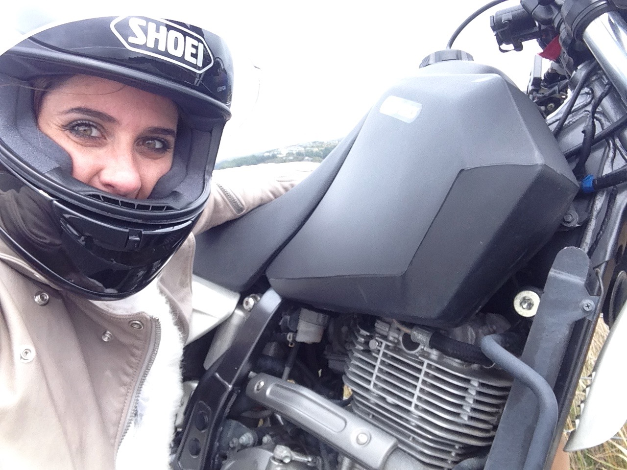 Road Trip on the Suzuki DR650