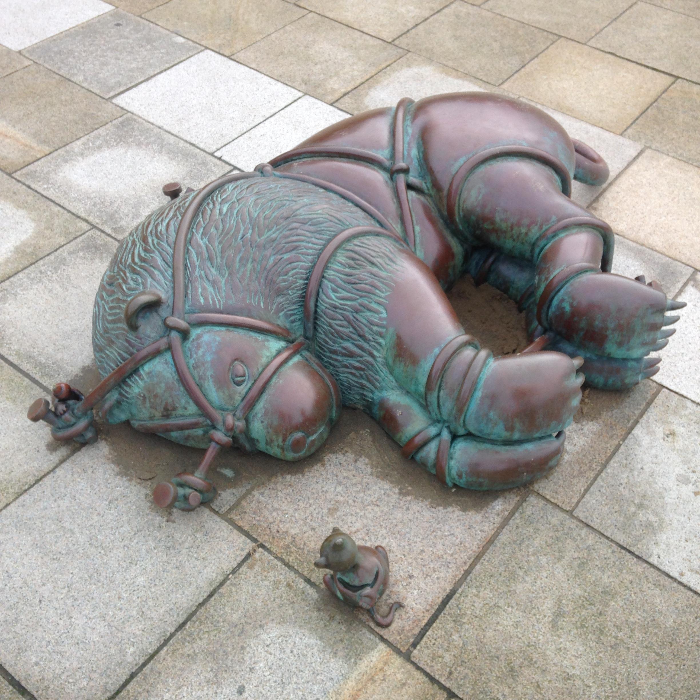 Horoscope: Leo, Chinese Horoscope: Wood Rat, Story: 'The Lion & The Mouse'