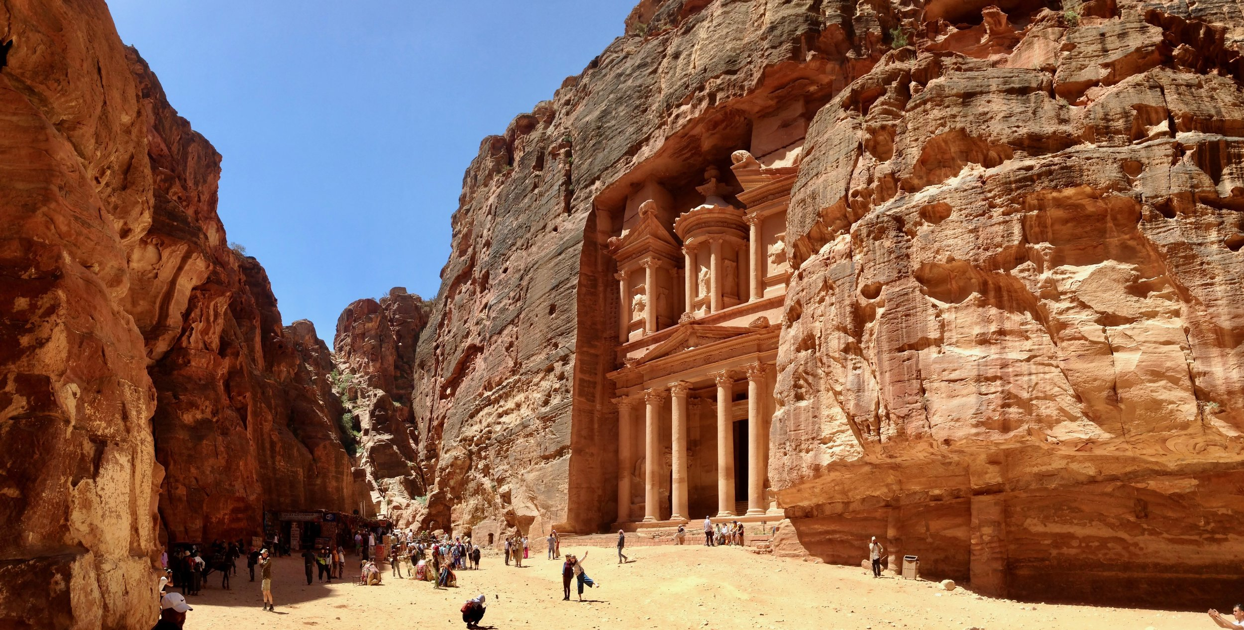 The Treasury, Petra