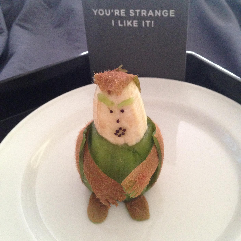 'Professor Festus Ponders The Merits Of Being Strange'