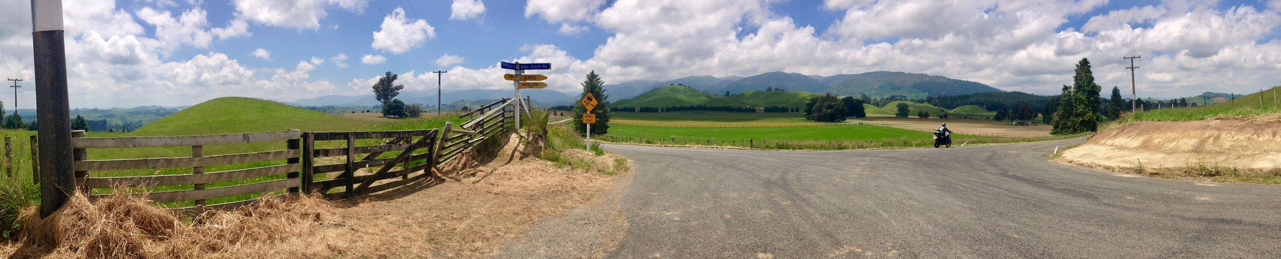 Backroads, NZ