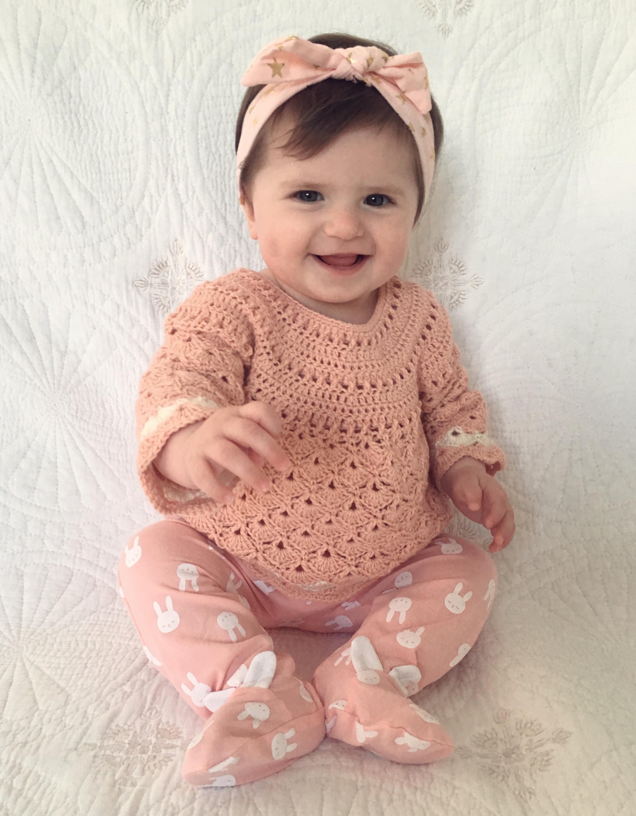 My cherub- Adira Isla