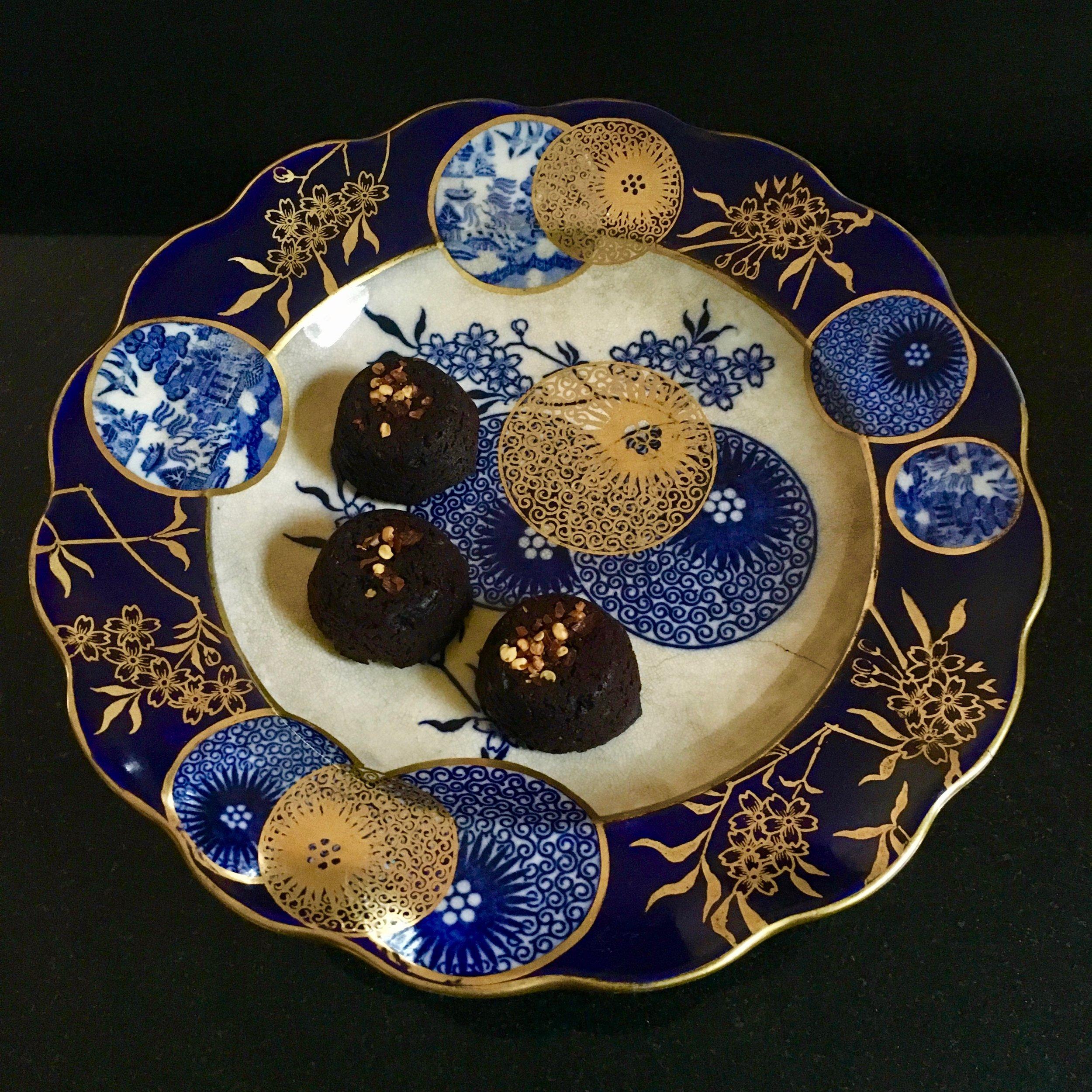 Chilli Chocolate Baby-Cakes