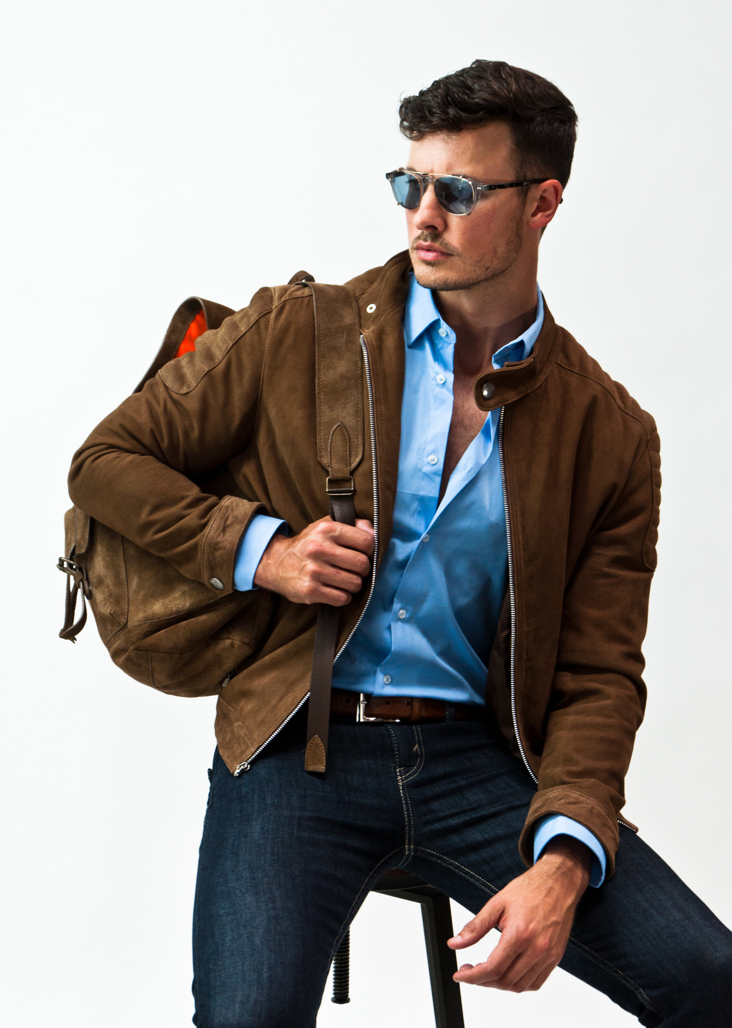 The New Rufino Jacket - Shop Now