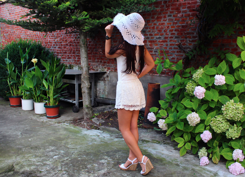 Haut: Zara Chaussures: New Look