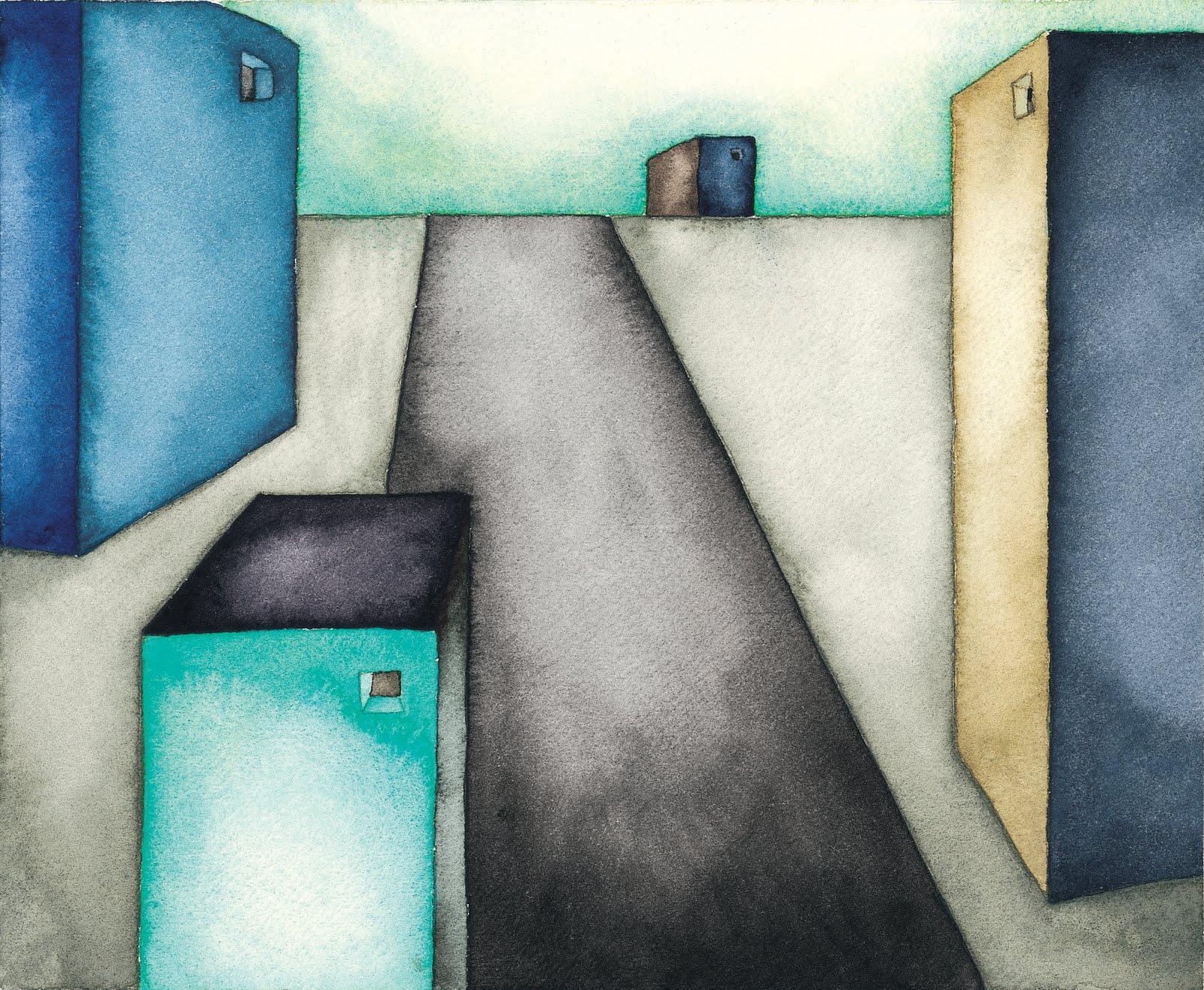 Time arrow (II), 2010
