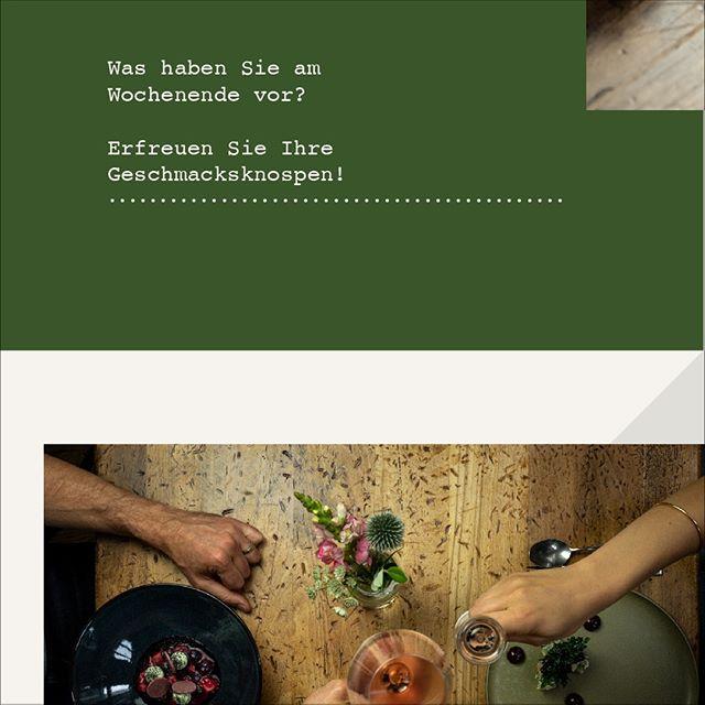 """Was haben Sie am Wochenende vor? Erfreuen Sie Ihre Geschmacksknospen! """"Stilton"""" mit dem Salbeidistillat (aus der Deutsche Spirituosen Manufaktur, DSM) gefolgt von unserem Dessert, der """"Heidelbeere"""" Dessert mit einem Eymann Rosé Saignée, Spätburgunder Merlot. . . . . #eins44 #kantineneukoelln #berlinfoodie #salbeidistillat #eymannrosésaignée"""