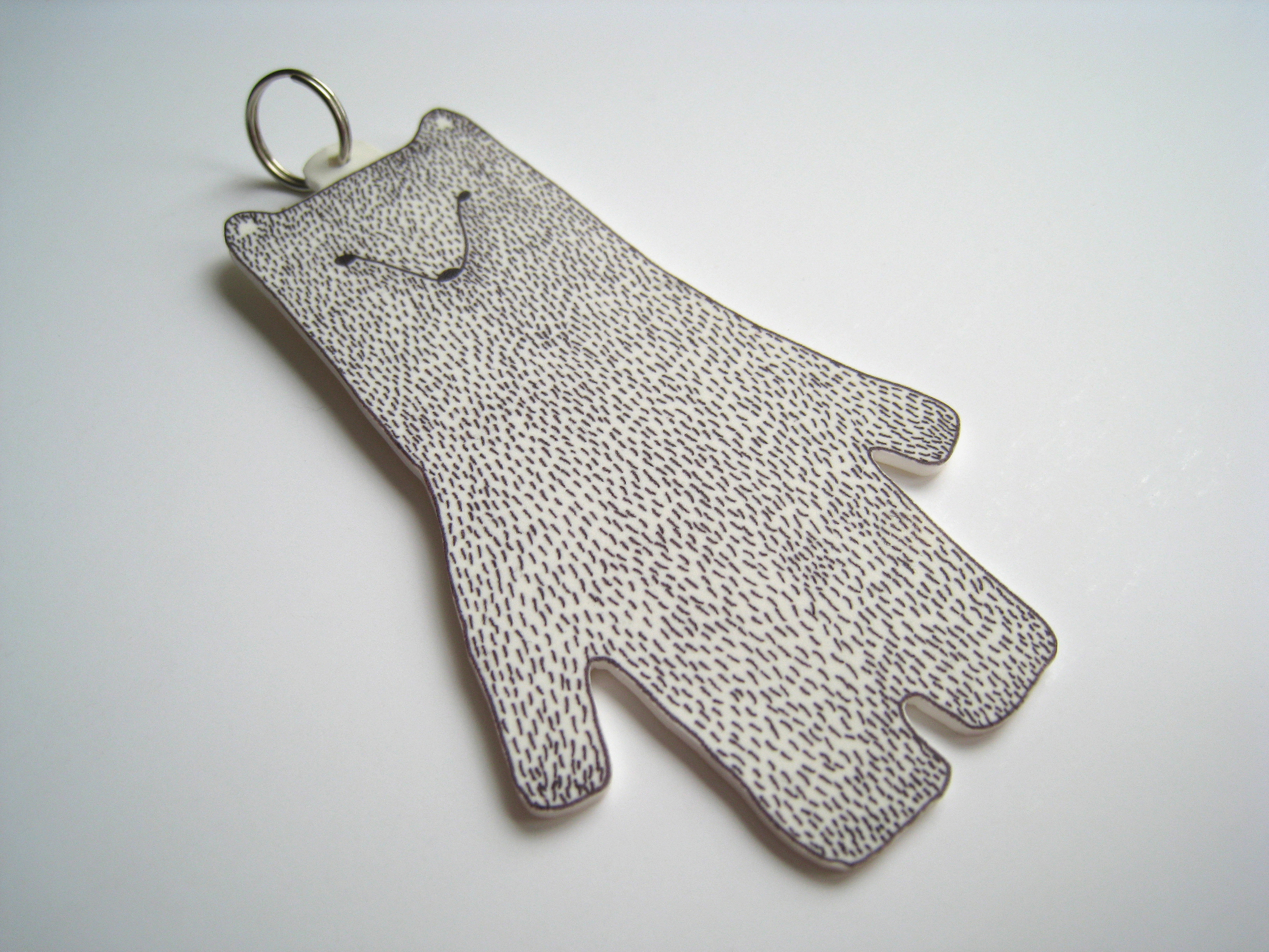 Giant Keyring - Polar Bear.jpg