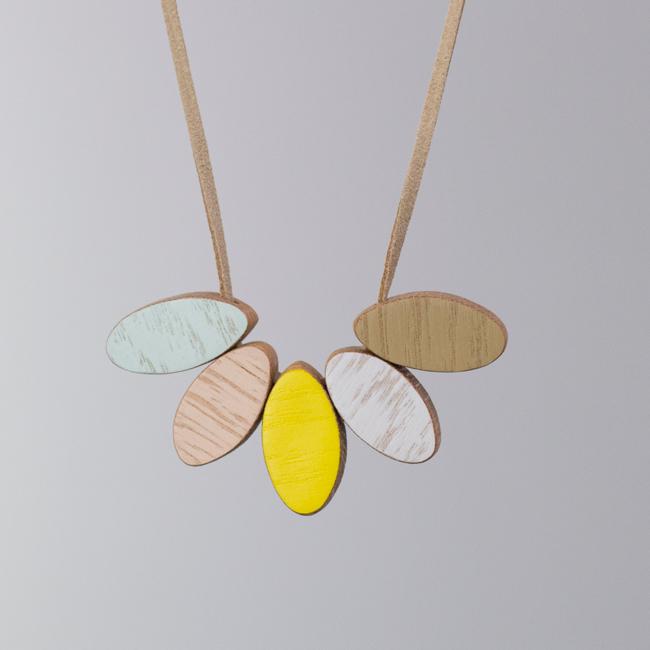 Buttercup Wooden Necklace.jpg