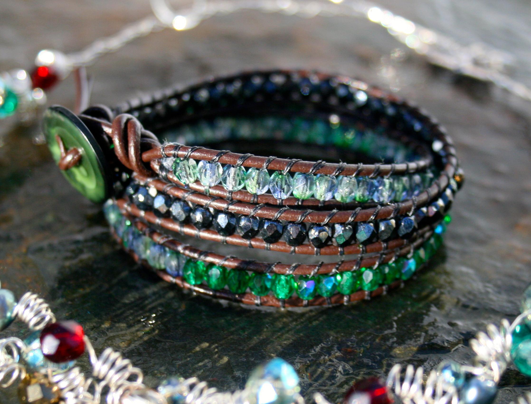 Forest Athena Bracelet