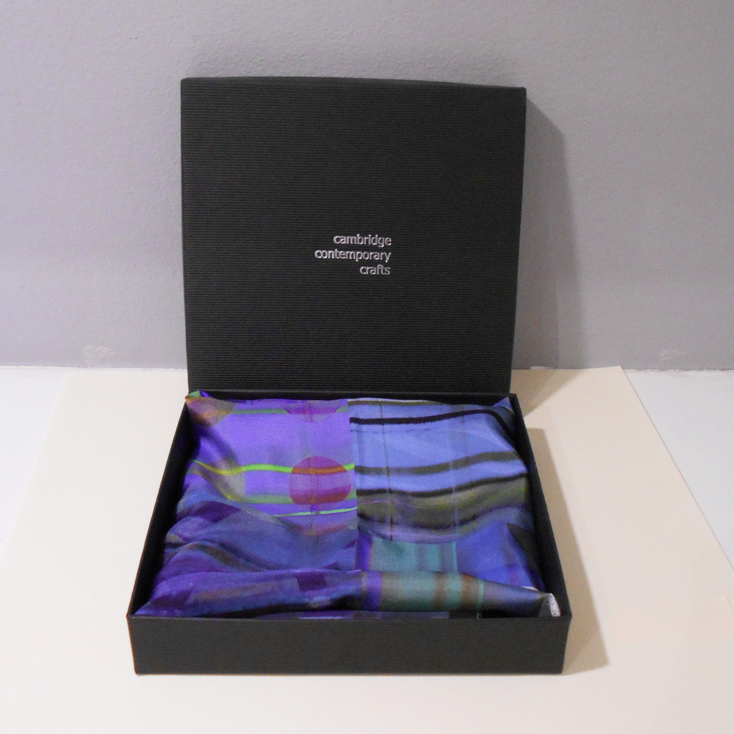 Ima Picó   Multi-Coloured Pocket Square  silk  £44